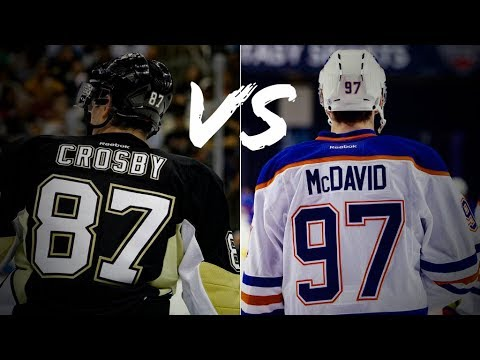 McDavid VS Crosby - Battle Of Gods