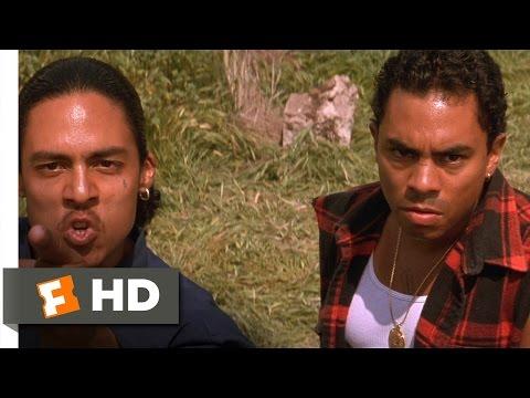 Falling Down (2/10) Movie CLIP - Gangland (1993) HD