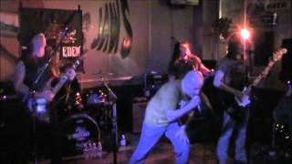 Sinister Realm - The Dark Angel Of Fate (4-6-12 at Jabber Jaws) HD
