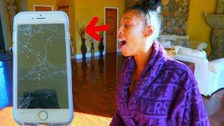 DESTROYED MY FIANCE iPhone 8 PRANK (EPIC REVENGE PRANK)