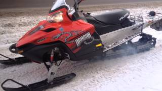 1. 2008 Polaris Dragon 800 RMK