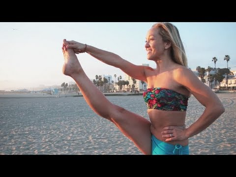 Balance in Your Center | Utthista Hasta Pandangusthasana (Extended Hand to Big Toe Pose) video