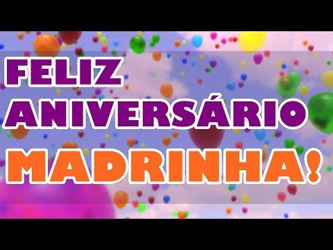 Msg de aniversário - Mensagem de Aniversário de Afilhada para Madrinha!