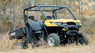 10. Can Am Defender 1000 ATV review | Farms & Farm Machinery