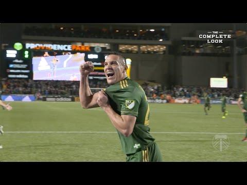 Video: The Complete Look | Darlington Nagbe's game-winning assist to David Guzmán