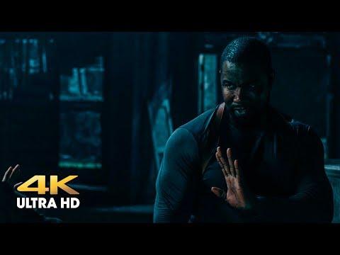 Devereaux (Michael Jai White) vs Jaka (Iko Uwais). Triple threat