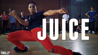 Video YCee - JUICE ft Maleek Berry - Choreography by Jake Kodish - ft Fik-Shun & Sean Lew - #TMillyTV MP3, 3GP, MP4, WEBM, AVI, FLV Juli 2018