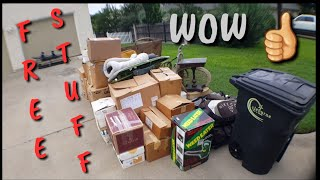 Video Trash Picking | Dumpster Diving | Finding Good Stuff MP3, 3GP, MP4, WEBM, AVI, FLV Juli 2019