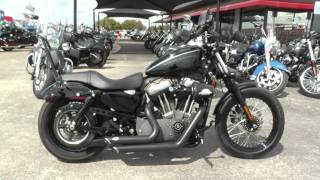 10. 401080 - 2010 Harley Davidson Sportster 1200 Nightster XL1200N - Used motorcycles for sale