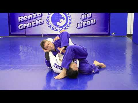 How To Do the Double Armbar from Renzo Gracie Academy