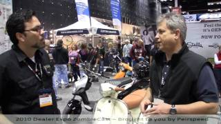 5. Genuine Scooters - 2010 Dealer Expo LIVE