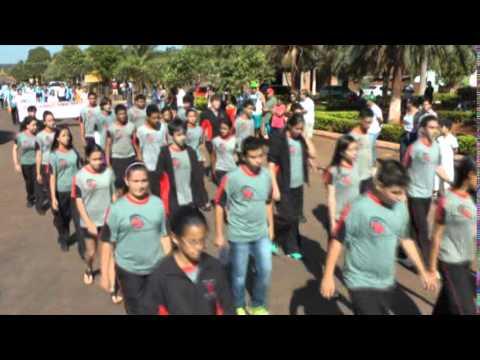 Desfile de 7 de Setembro em Jardim Olinda