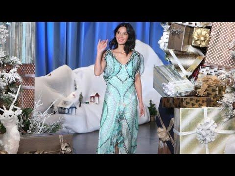Olivia Munn on Mushrooms (видео)