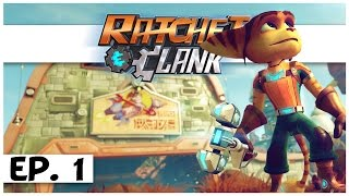 Nonton Ratchet And Clank Ps4    Ep  1   The First Hour Of Gameplay    Let S Play Ratchet And Clank Gameplay Film Subtitle Indonesia Streaming Movie Download