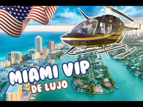 Vuelo en Miami VIP | Estados Unidos # 4