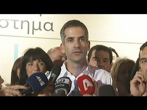 Κ. Μπακογιάννης: «Θέλουμε όλοι οι Αθηναίοι να αισθανθούν κομμάτι της αλλαγής»