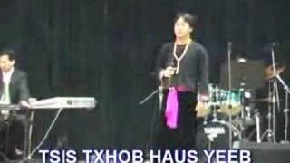 Concert Luj Yaj - Txhob haus yeeb
