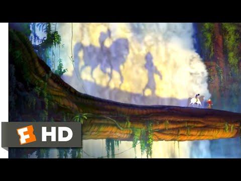 The Road to El Dorado (2000) - The Trail We Blaze (3/10) | Movieclips
