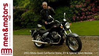 9. 2001 Moto Guzzi California Stone, EV & Special Sport Review