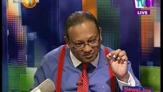News Line with Faraz Shauketaly