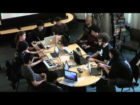 Sonorous Currents | MIT 21M.380 Musik und Technologie, Frühjahr 2011