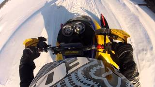 9. Typical skidoo problem?