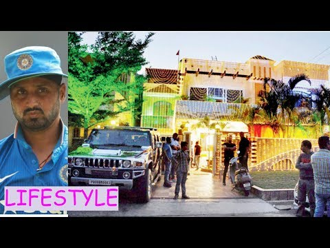 Harbhajan singh's lifestyle (hummer,net worth , house)