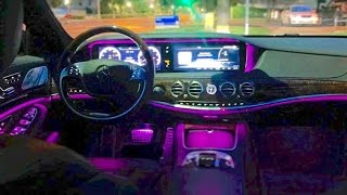 What It's Like To Drive A '16 Mercedes S550 (City POV!) by Vehicle Virgins
