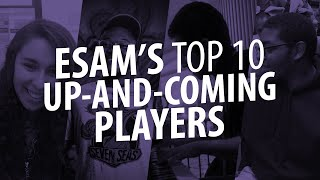 ESAM's 10 Most Up-And-Coming Players (WiiU)