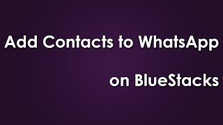 how to add contacts on youtube
