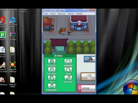 pokemon soul silver hack rom