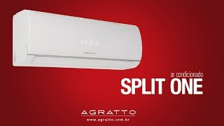 Ar Condicionado Split ONE Agratto