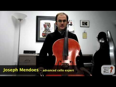 Cello Bow Fundamentals