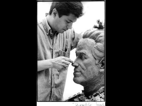 Art Inspirational: Sculptor Sergio Peraza