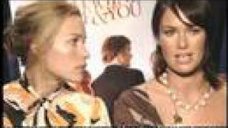 Video Imagine Me & You Piper Perabo & Lena Headey Interview MP3, 3GP, MP4, WEBM, AVI, FLV Agustus 2018