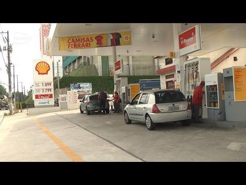 Reportagem vai às ruas para ver opiniões sobre aumento de combustível; veja vídeo