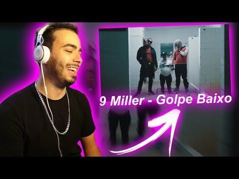 9 Miller - Golpe Baixo (REACT) (видео)