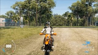 5. KTM 450 EXC 2015 | DiRT Spec - The Crew: Wild Run - Test Drive Gameplay (PC HD) [1080p60FPS]