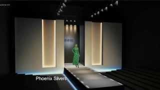 Model Gamis Modern Animation 3d, model baju muslim terbaru 3d marevlous design