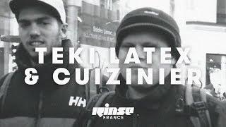 Teki Latex & Cuizinier (DJ Set) - Rinse France