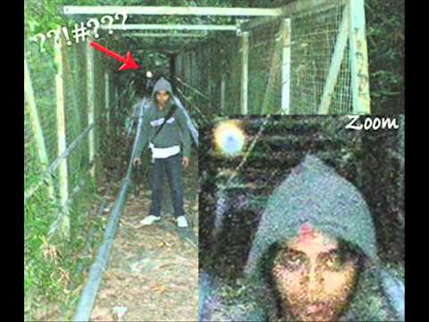 Real Ghost Pictures Slideshow (Indonesia) Part I