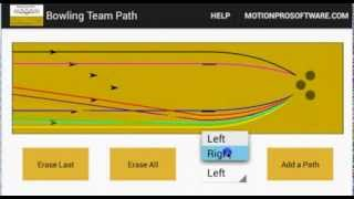 Bowling Team Path MotionPro YouTube video