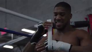 The road to Anthony Joshua vs Andy Ruiz (Behind The Scenes)