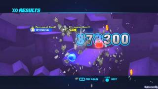 Sonic Colors Wii - [Part 27 - Game Land : Sonic Simulator - Ac...