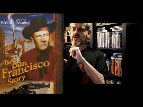 "Mike's Dvd & Bluray Collection ""Joel McCrea Westerns"""