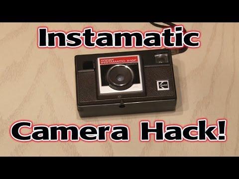 Instamatic Camera Hack!
