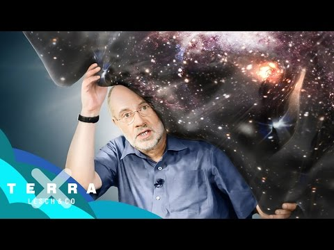 Wohin expandiert das Universum?
