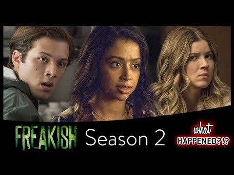 FREAKISH Season 2 Recap & Ending Explained - Theories (Hulu) | What Happened?!?