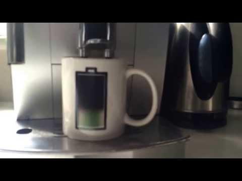 Tasse à café avec encre thermographique, achat en ligne WayOutFitters