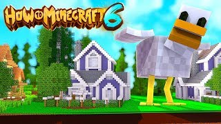 The Bad Omen Minecraft Effect - How To Minecraft 1.14 SMP #2 | JeromeASF